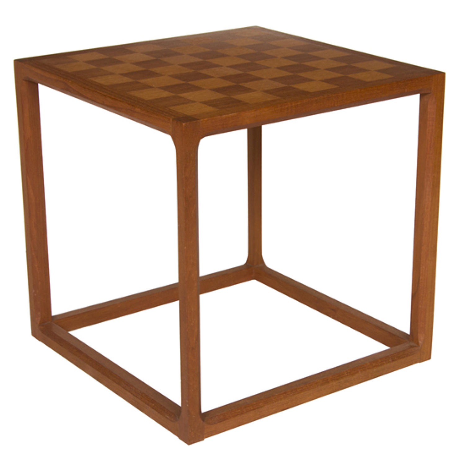 1960's Teak Chess Table