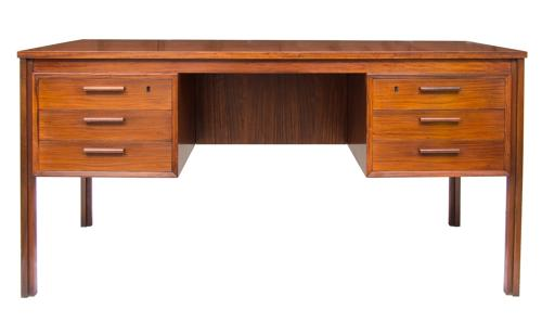 A Danish rosewood Desk by Kai Kristiansen