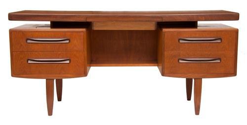 G Plan Floating Desk c.1970