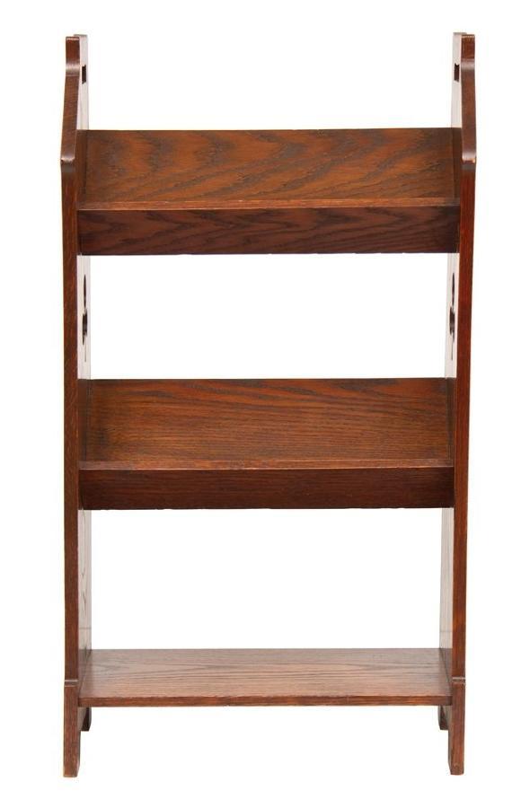 Arts & Crafts Oak Bookshelf from Liberty