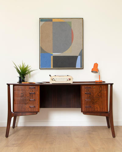 Executive Desk by Svend Aage Madsen