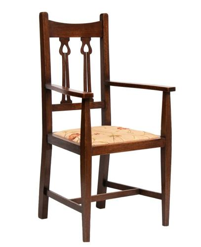 Arts & Crafts Carver Chair