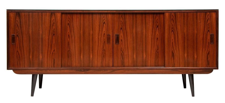 Midcentury Rosewood Sideboard