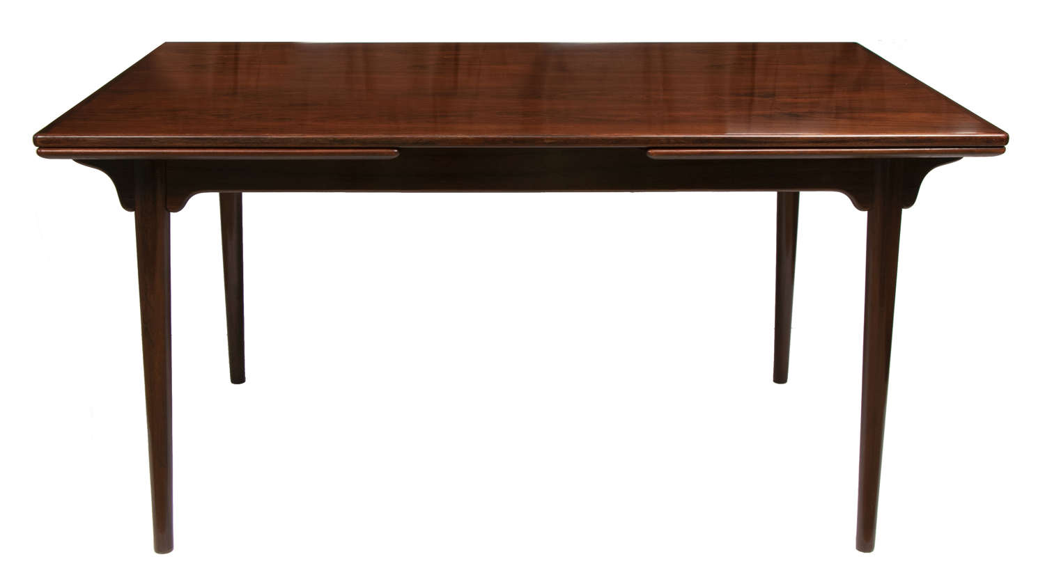 Gunni Omann rosewood dining table