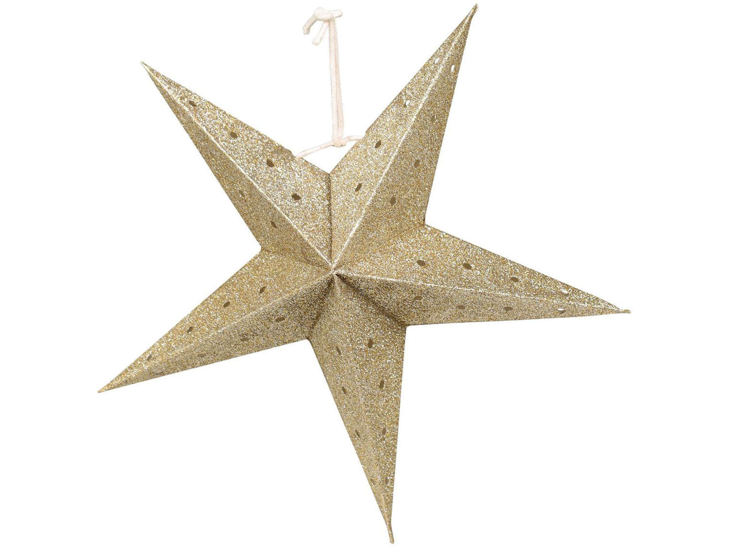 Small Vintage Paper Star