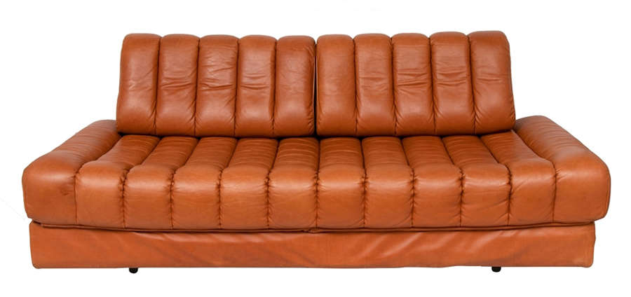 Midcentury Swiss De Sede DS 85 Sofa Bed