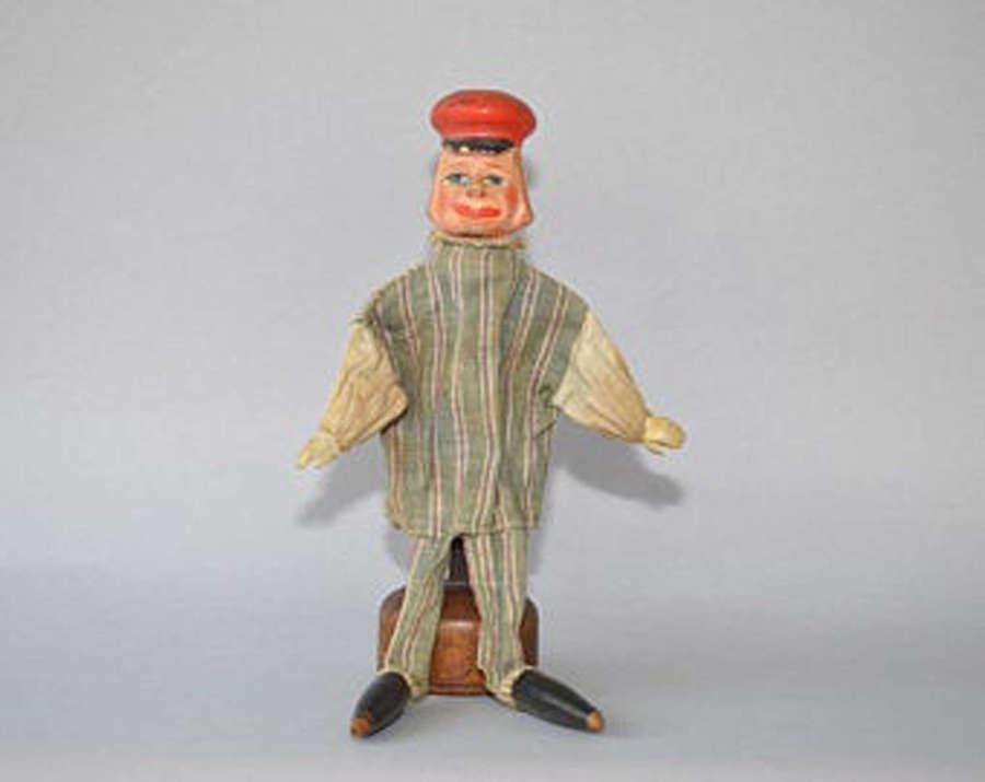 Antique Mr Punch glove puppet