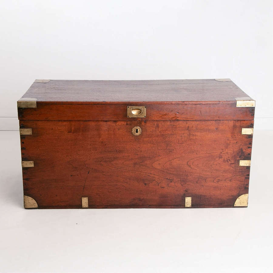 Camphorwood Indian Military Chest